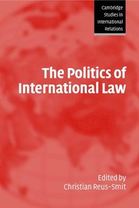 bokomslag The Politics of International Law