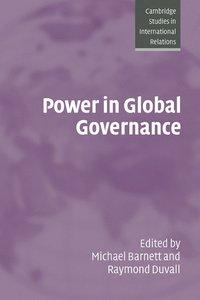 bokomslag Power in Global Governance