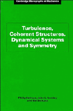 bokomslag Turbulence, Coherent Structures, Dynamical Systems and Symmetry