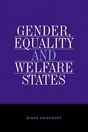 bokomslag Gender, Equality and Welfare States