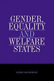 bokomslag Gender, Equality and Welfare States