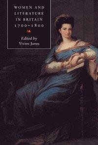 bokomslag Women and Literature in Britain, 1700-1800