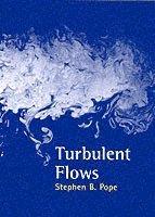 bokomslag Turbulent Flows