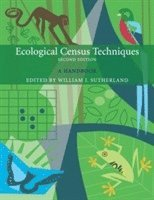 bokomslag Ecological Census Techniques: A Handbook