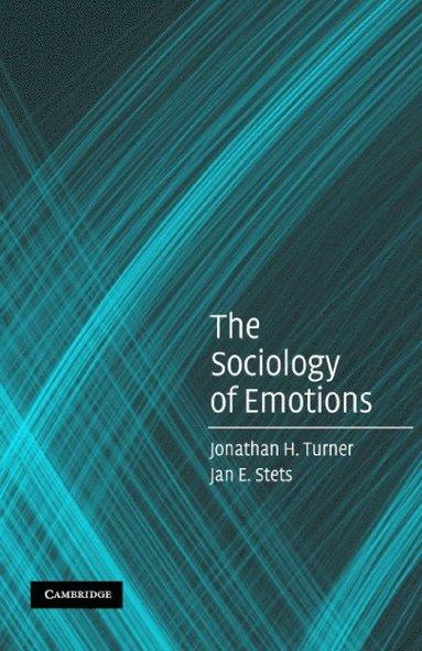 bokomslag The Sociology of Emotions