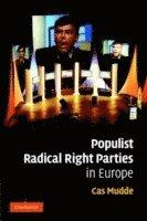 bokomslag Populist Radical Right Parties in Europe