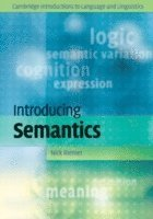 bokomslag Introducing Semantics