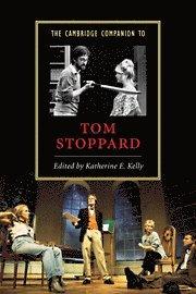bokomslag The Cambridge Companion to Tom Stoppard