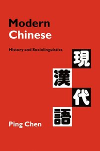 bokomslag Modern Chinese