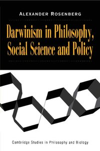 bokomslag Darwinism in Philosophy, Social Science and Policy