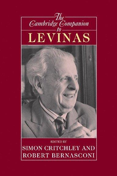 bokomslag The Cambridge Companion to Levinas