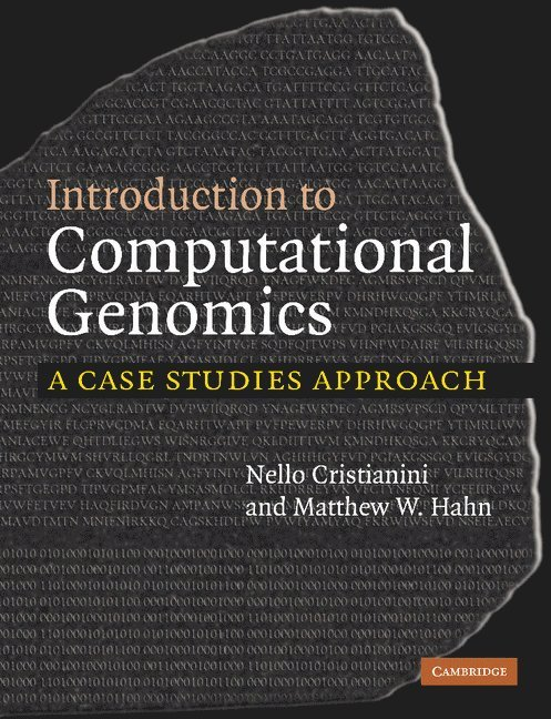 Introduction to Computational Genomics: A Case Studies Approach 1