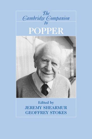 bokomslag Cambridge companion to popper