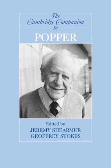 bokomslag The Cambridge Companion to Popper