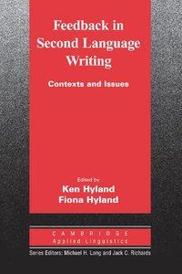 bokomslag Feedback in Second Language Writing