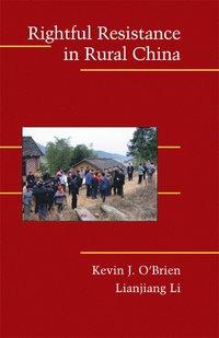 bokomslag Rightful Resistance in Rural China