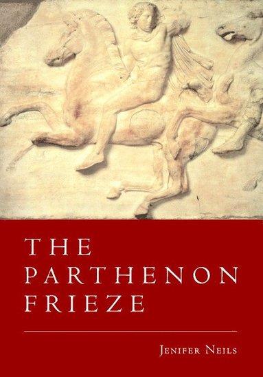 bokomslag The Parthenon Frieze - With CDROM