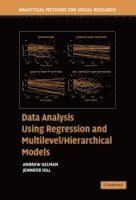 bokomslag Data Analysis Using Regression and Multilevel/Hierarchical Models