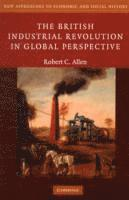 bokomslag The British Industrial Revolution in Global Perspective