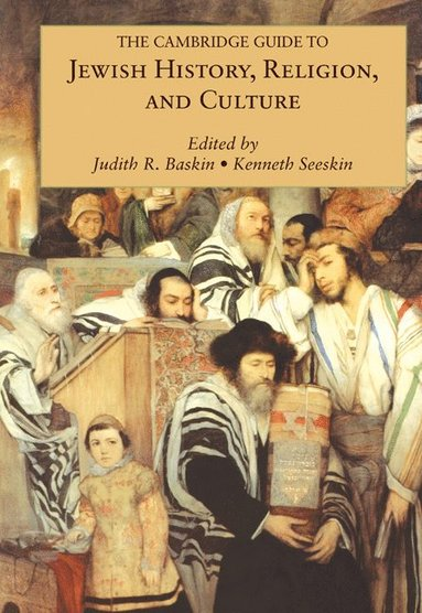 bokomslag The Cambridge Guide to Jewish History, Religion, and Culture