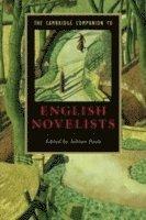 bokomslag The Cambridge Companion to English Novelists
