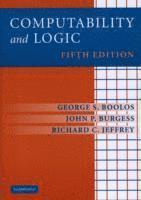 bokomslag Computability and logic