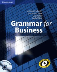 bokomslag Grammar for Business with Audio CD