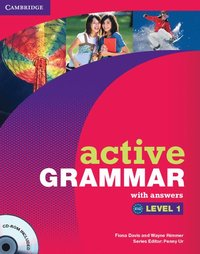 bokomslag Active Grammar Level 1 with Answers and CD-ROM