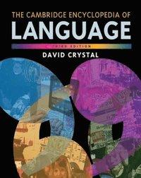 bokomslag Cambridge encyclopedia of language
