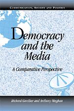 bokomslag Democracy and the Media: A Comparative Perspective