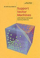 bokomslag An Introduction to Support Vector Machines and Other Kernel-based Learning Methods