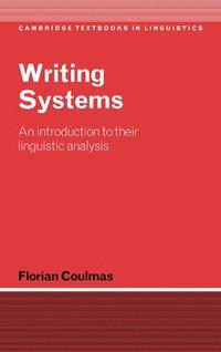 bokomslag Writing Systems