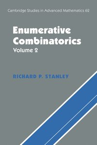bokomslag Enumerative Combinatorics: Volume 2