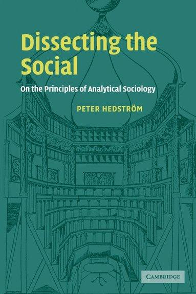 bokomslag Dissecting the Social