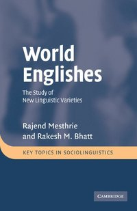 bokomslag World Englishes: The Study of New Linguistic Varieties