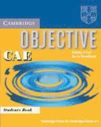 bokomslag Objective CAE Student's Book
