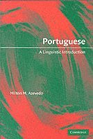 bokomslag Portuguese: A Linguistic Introduction