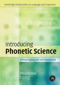 bokomslag Introducing Phonetic Science