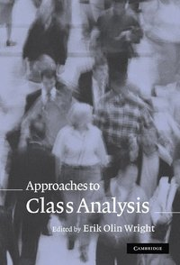 bokomslag Approaches to Class Analysis