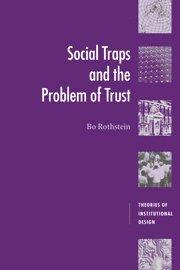 bokomslag Social Traps and the Problem of Trust