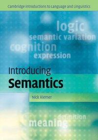 bokomslag Introducing Semantics