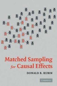bokomslag Matched Sampling for Causal Effects