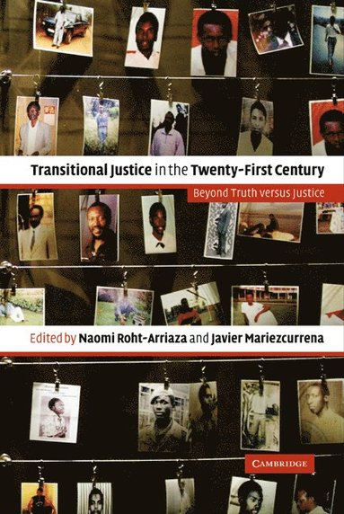 bokomslag Transitional Justice in the Twenty-First Century