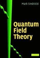 Quantum Field Theory 1