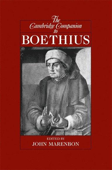 bokomslag The Cambridge Companion to Boethius