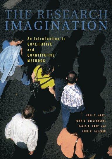 bokomslag The Research Imagination