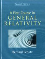 bokomslag A First Course in General Relativity