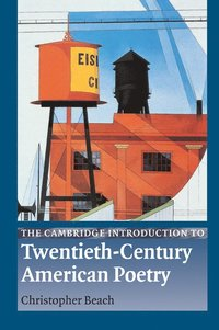 bokomslag The Cambridge Introduction to Twentieth-Century American Poetry
