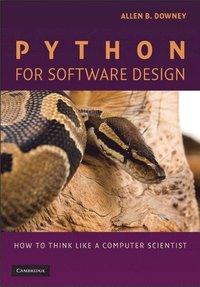 bokomslag Python for Software Design