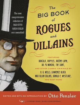 bokomslag Big book of rogues and villains
